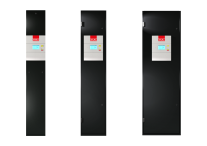 Outdoor Air Handling System for precision temperature and humidity control in a data center